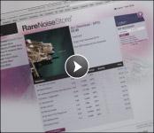 RareNoiseStore : CD orders cutoff dates before Xmas 2