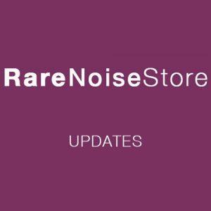 rarenoisestore_updates_logo
