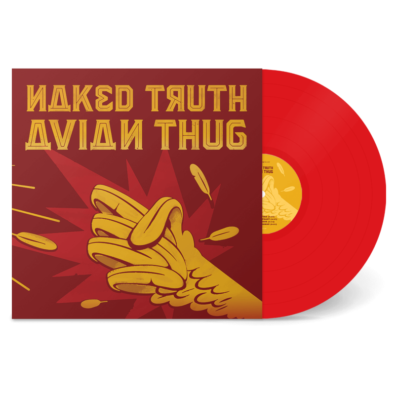 Avian Thug (VINYL) 5