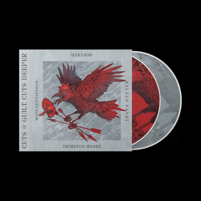 Cuts Of Guilt Cuts Deeper (CD) 5