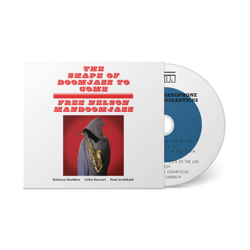 The Shape of Doomjazz To Come / Saxophone Giganticus - CD 3