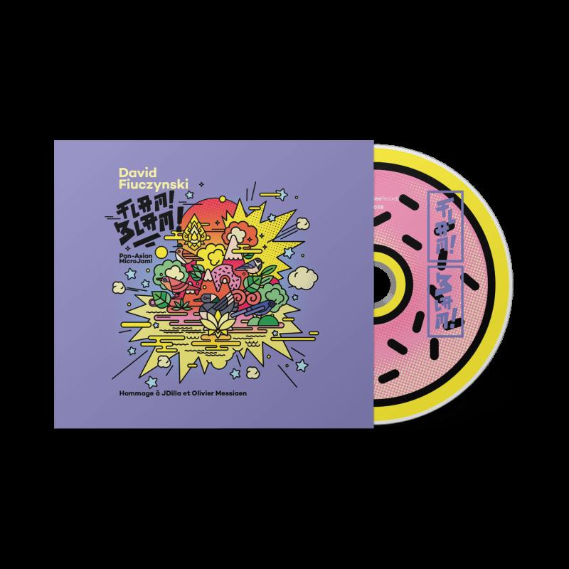 Flam! Blam! Pan-Asian Microjam! - CD 3