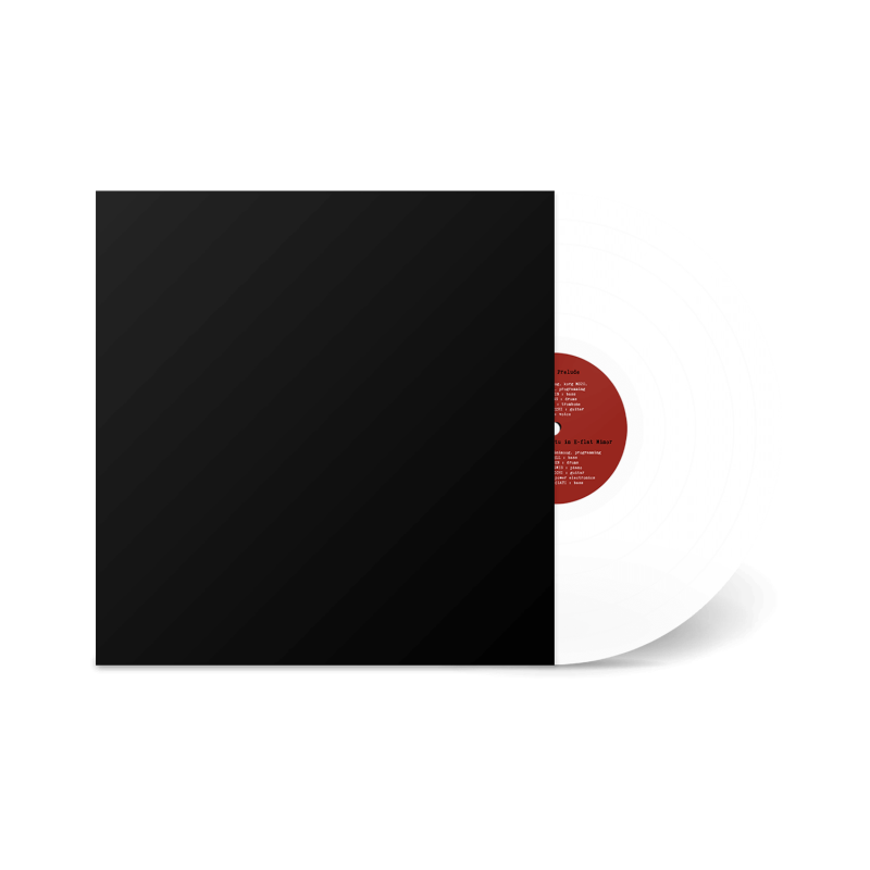 Gaudi EP - Vinyl 3