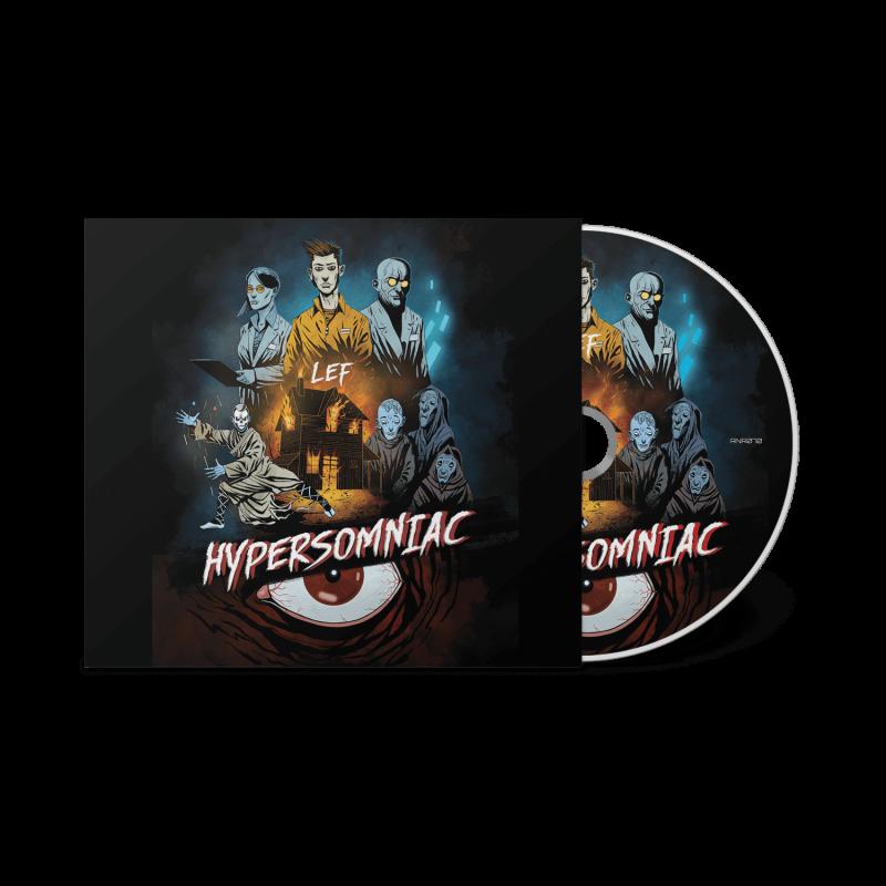Hypersomniac (CD) 2