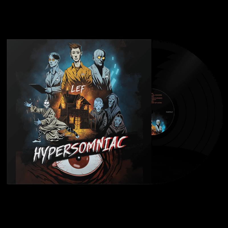 Hypersomniac (VINYL) 5