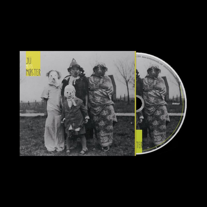JÜ Meets Møster - CD 5