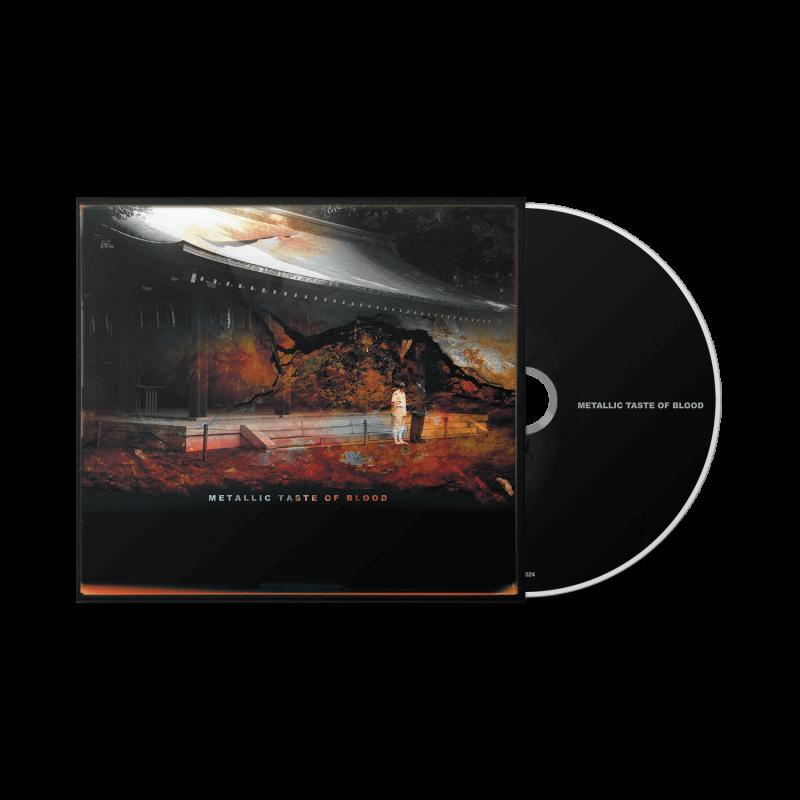 Metallic Taste Of Blood - CD 7