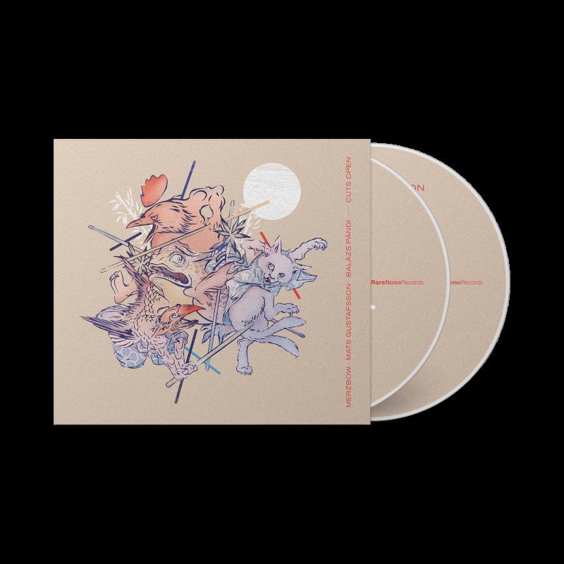 Cuts Open (CD) 2