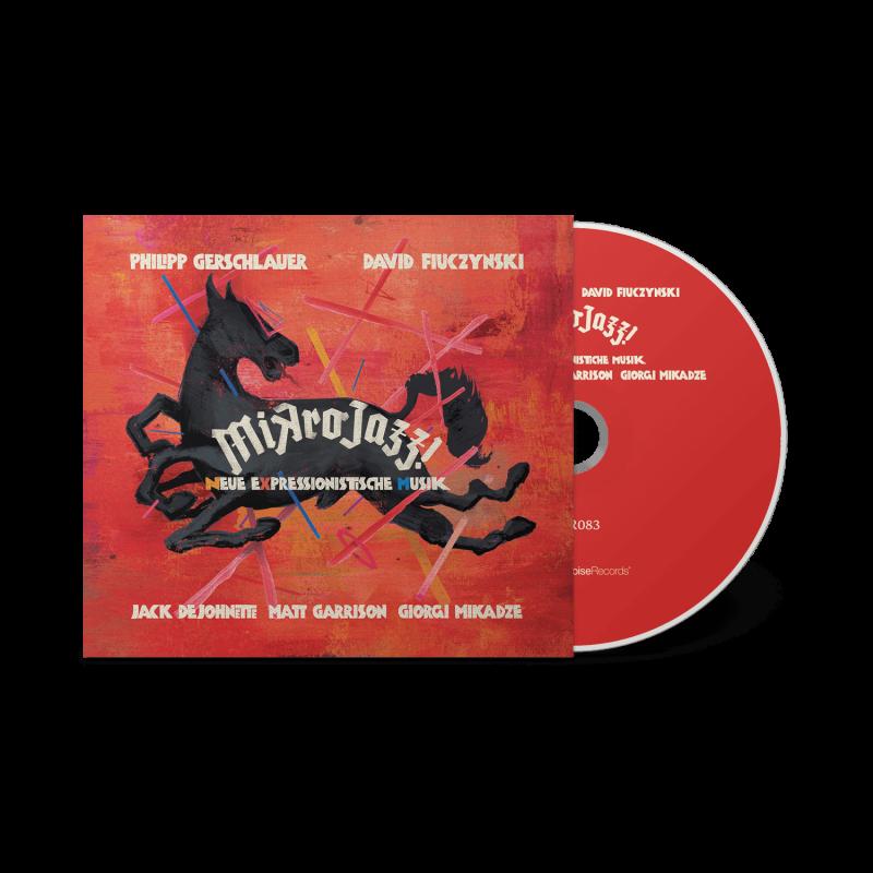 Mikrojazz (Neue Expressionistische Musik) - CD 1
