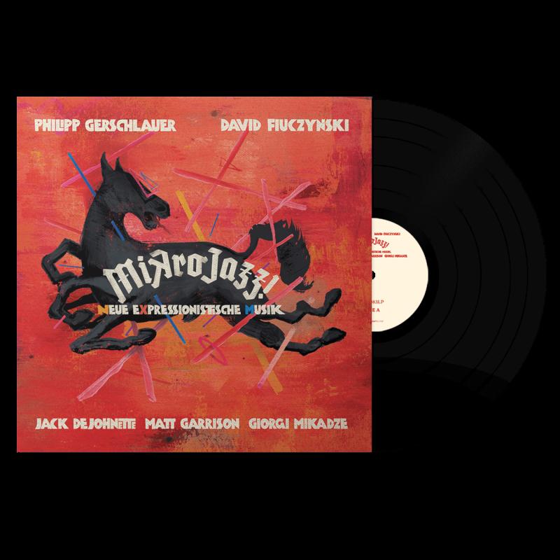 Mikrojazz (Neue Expressionistische Musik) - Vinyl 1