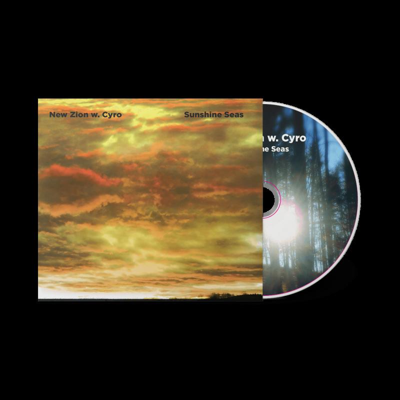 Sunshine Seas (CD) 1