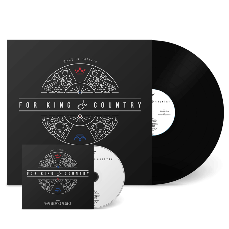 For King & Country (COMBO) 4