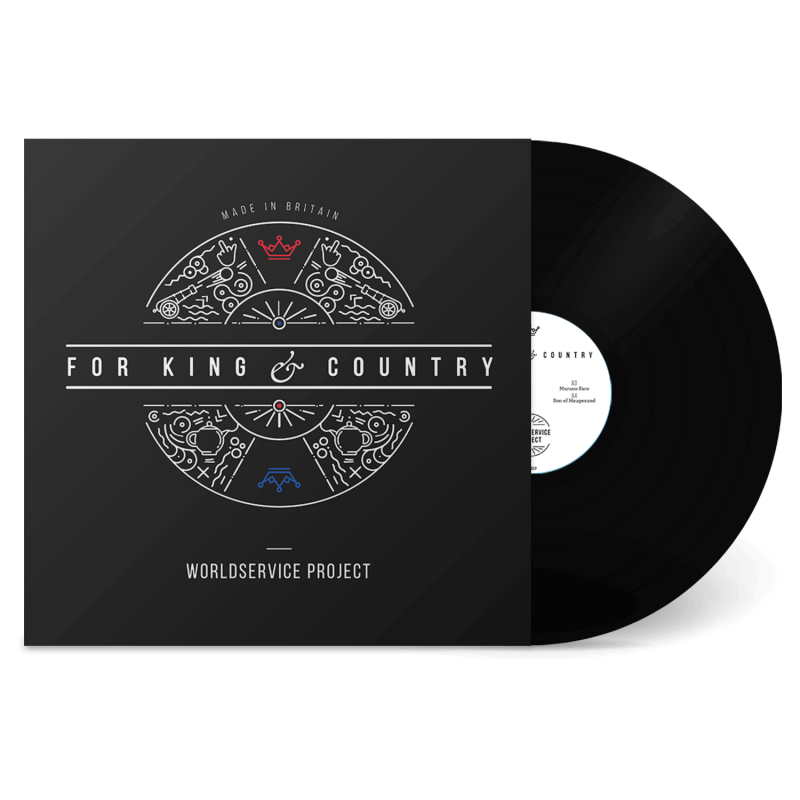 For King & Country - Vinyl 4