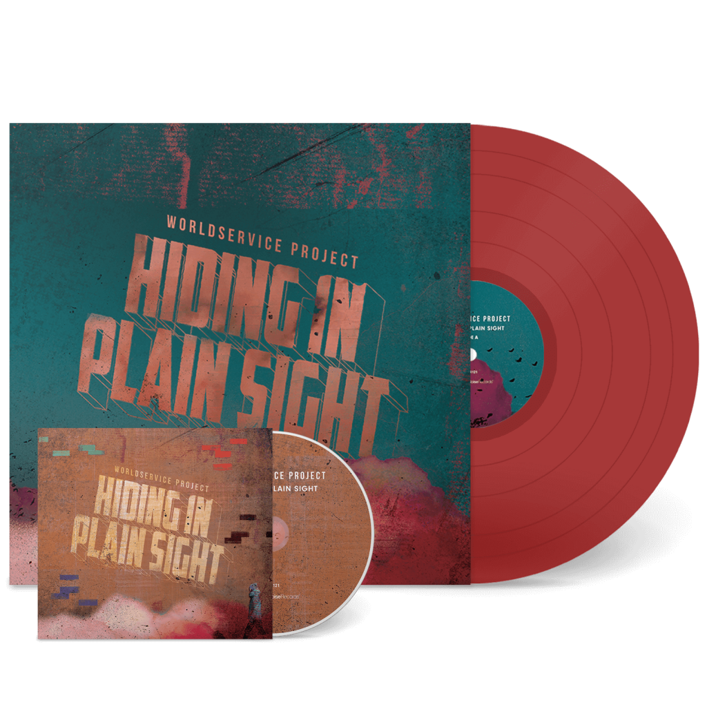 New Release September 2020: WorldService Project present Hiding In Plain Sight 3