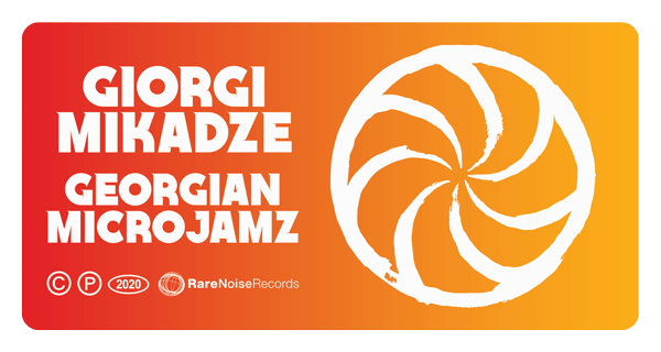 New Release February 2020: Giorgi Mikadze presents Georgian MicroJamz 1