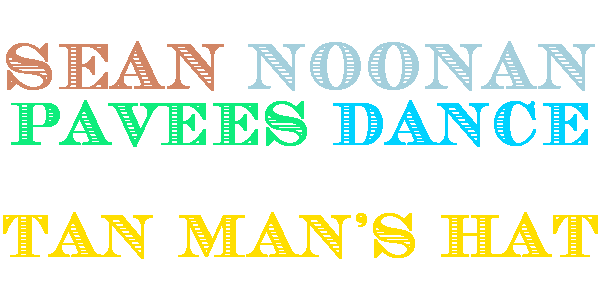 New Release March 2019: Sean Noonan presents Tan Man's Hat 1