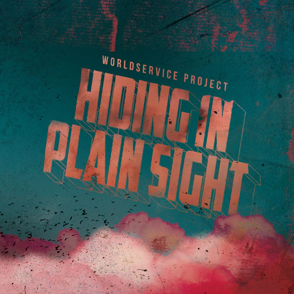 New Release September 2020: WorldService Project present Hiding In Plain Sight 2