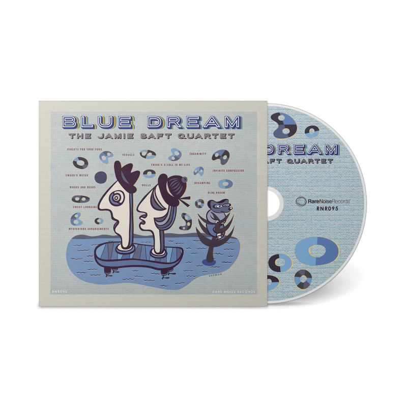 Blue Dream (CD) 1