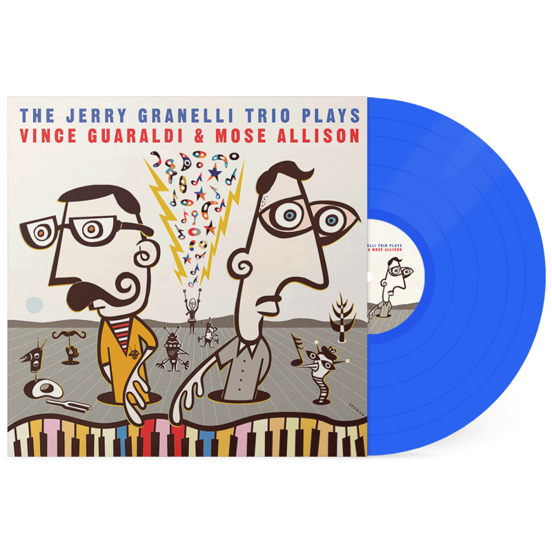 The Jerry Granelli Trio Plays Vince And Mose (VINYL) 1