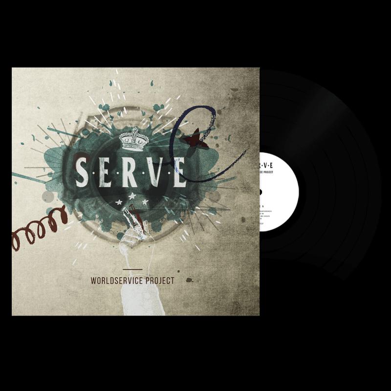 Serve (VINYL) 4