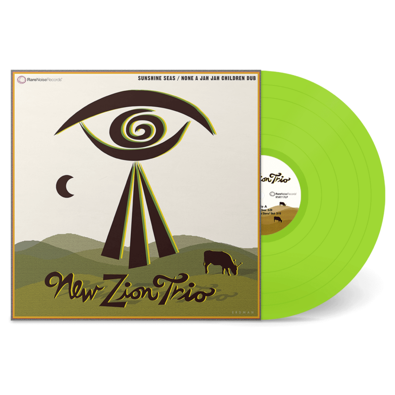 Sunshine Seas Dub - Vinyl 1