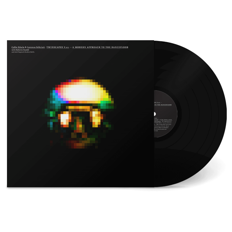 Twinscapes 2 : A Modern Approach To The Dancefloor - Vinyl 1