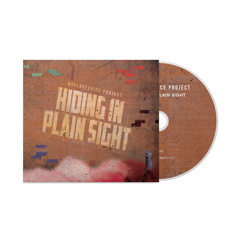 New Release September 2020: WorldService Project present Hiding In Plain Sight 5