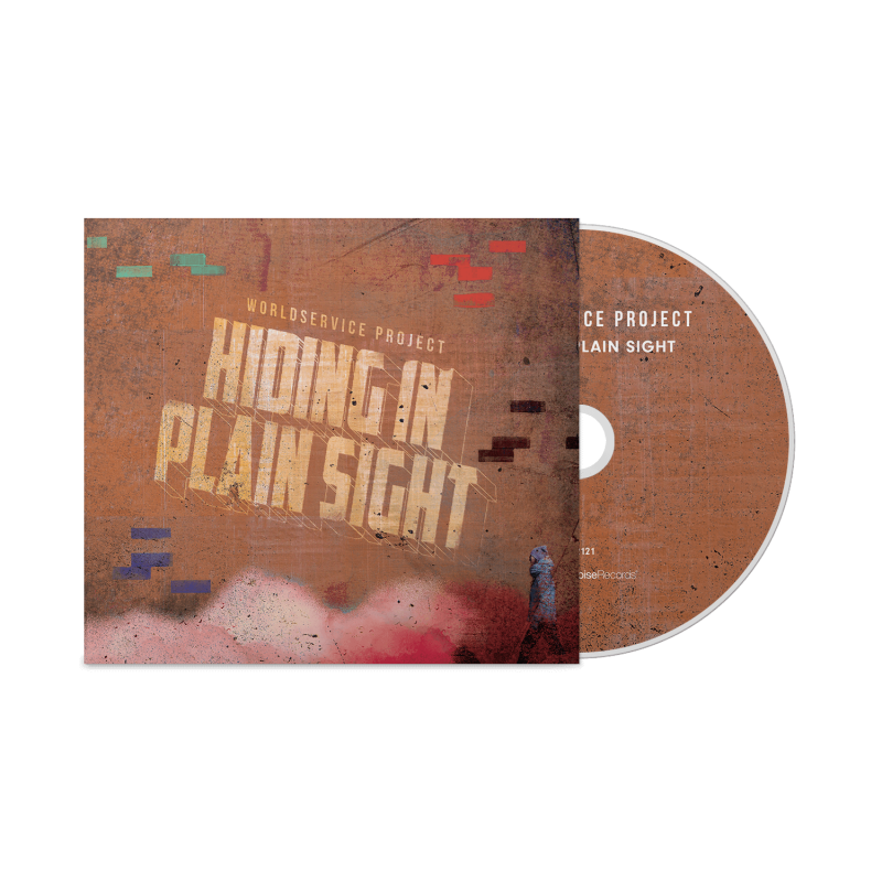 Hiding In Plain Sight - CD 2