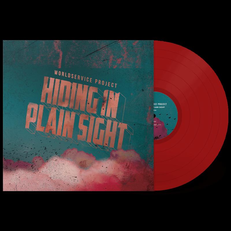 Hiding In Plain Sight - Vinyl 2