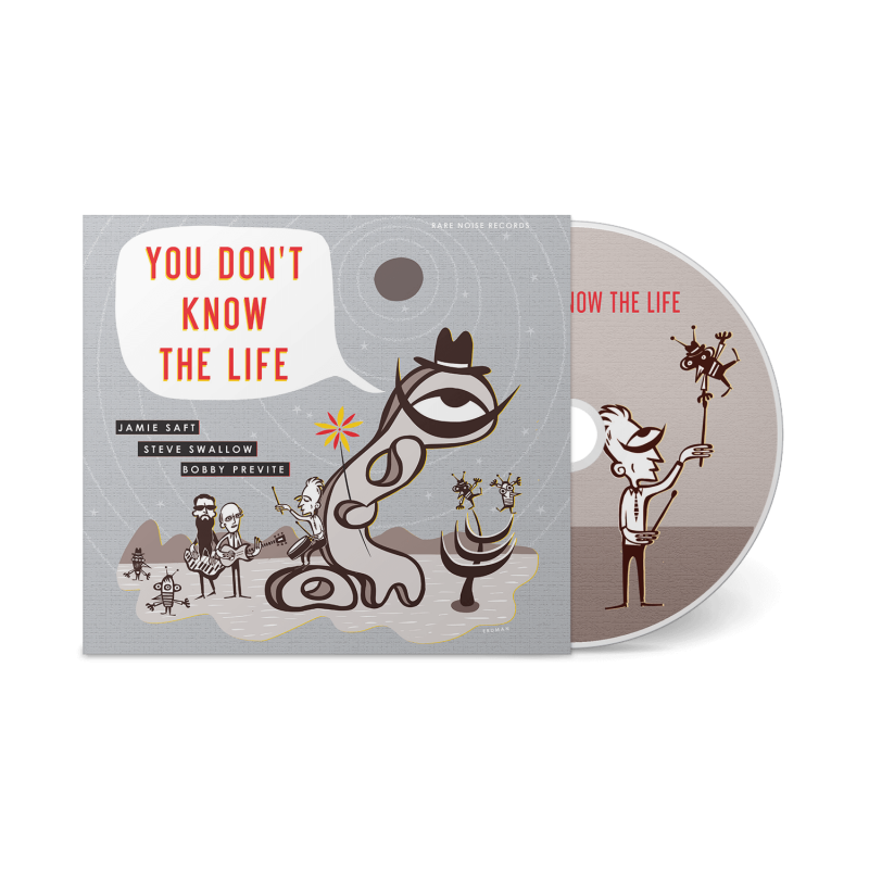 You Don't Know The Life - CD 3