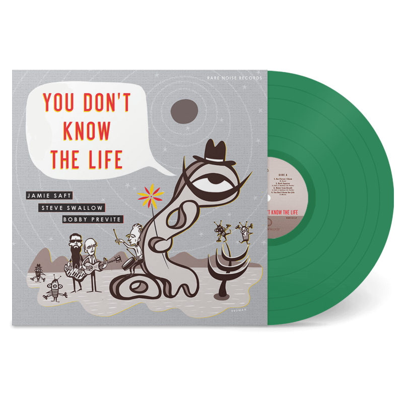 You Don't Know The Life (VINYL) 3