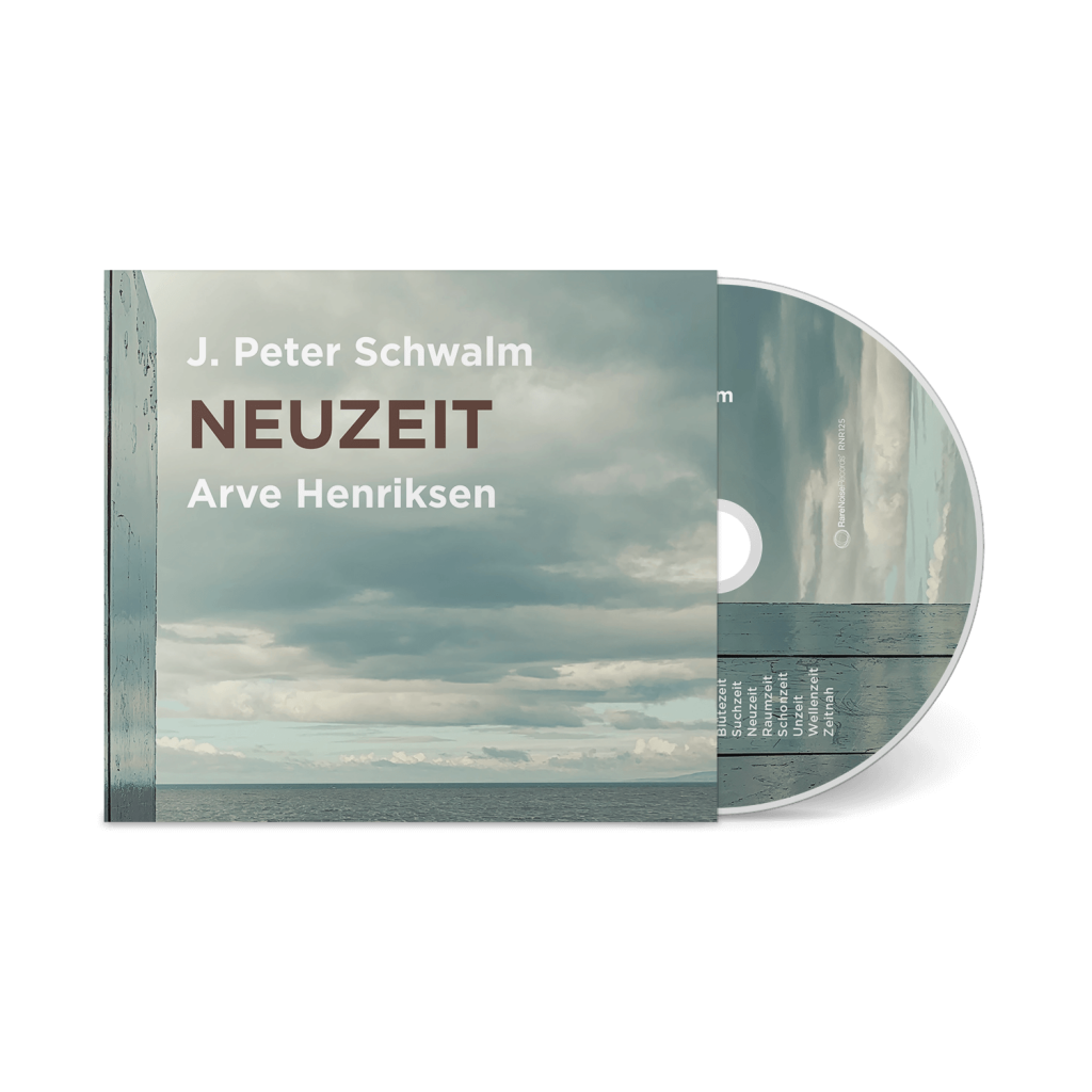 New Releases November 2020 : J.Peter Schwalm and Arve Henriksen present Neuzeit 6