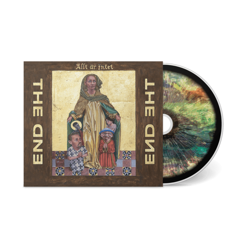 Allt Är Intet (CD) 1