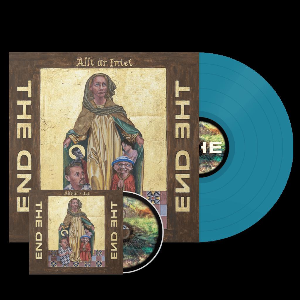 New Release November 2020: The End present Allt Är Intet 4