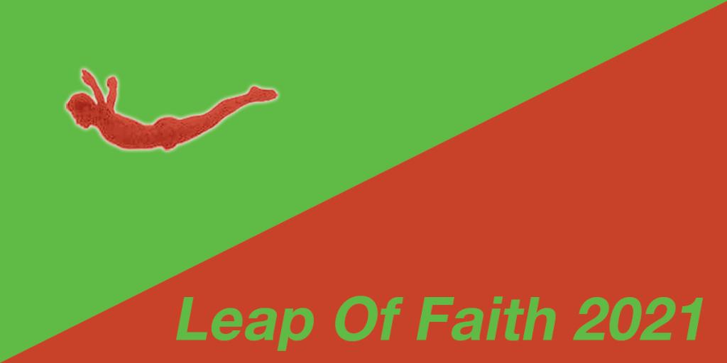 Take a Leap Of Faith into 2021 1