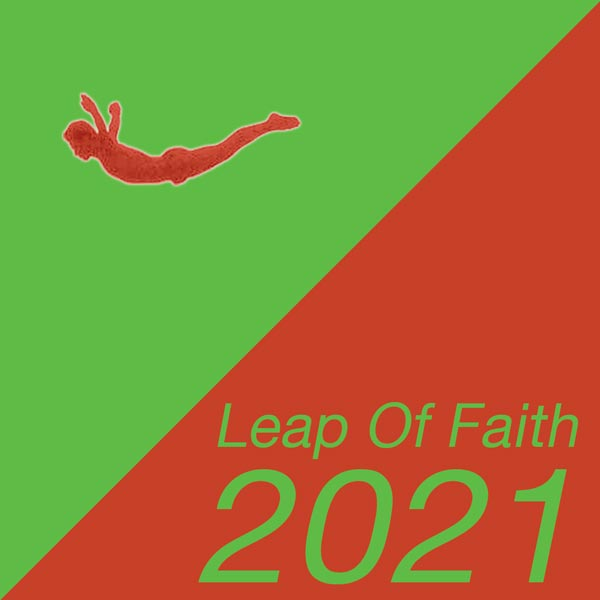 Take a Leap Of Faith into 2021 12