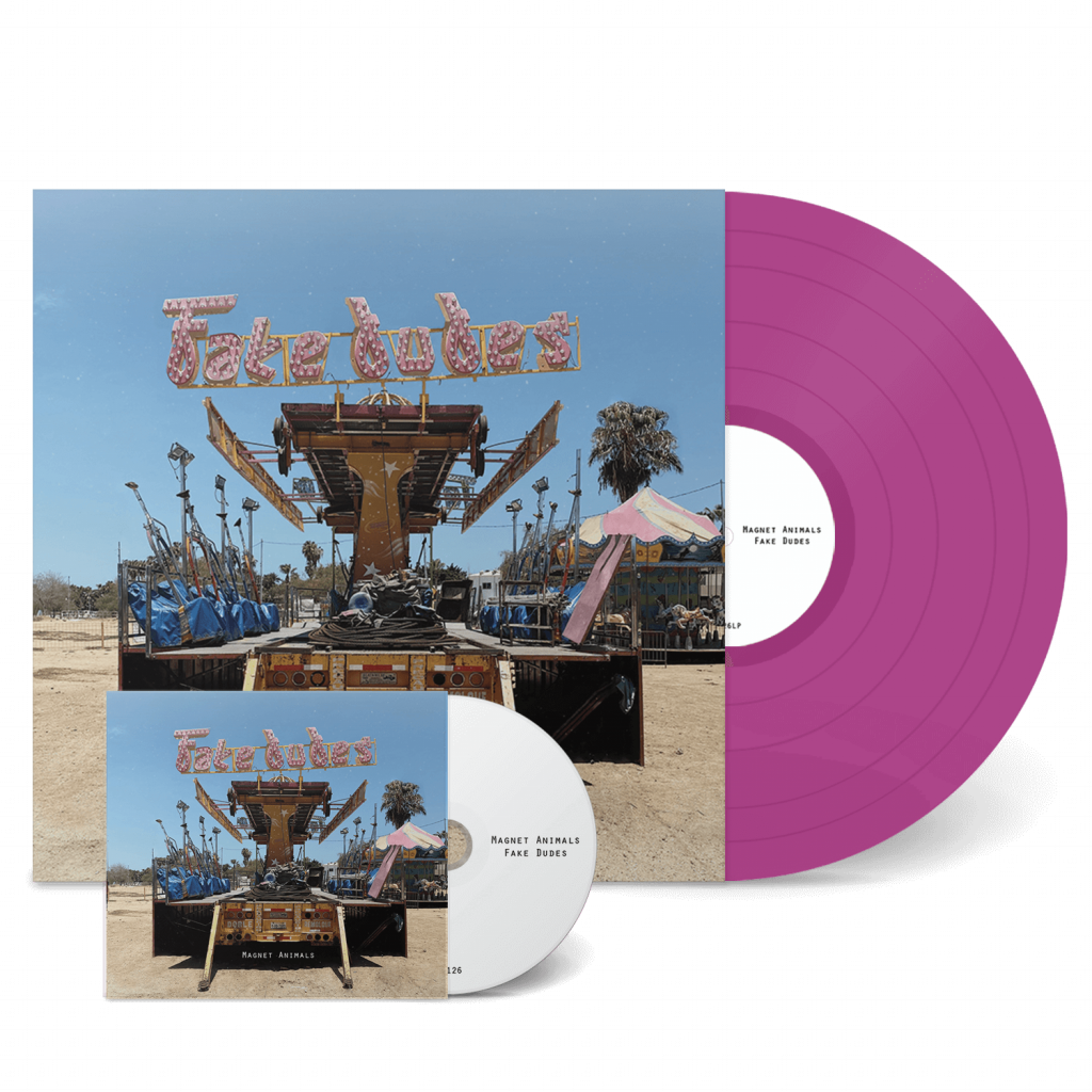 Magnet Animal's Fake Dudes is now available to Pre-Order 3