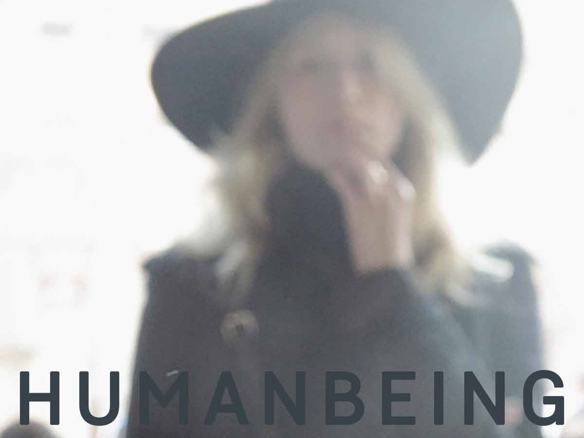HUMANBEING is now available to Pre-Order 3