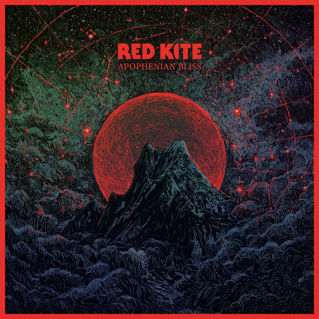 Forthcoming on RareNoise: Red Kite's Apophenian Bliss 1